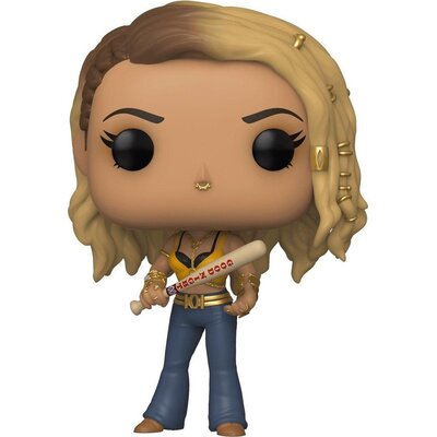 Фигурка Funko POP! Heroes: Birds of Prey - Black Canary (Boobytrap Battle) #304