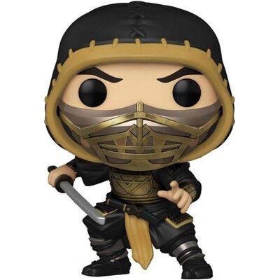 Фигурка Funko POP! Movies: Mortal Kombat - Scorpion* #1055