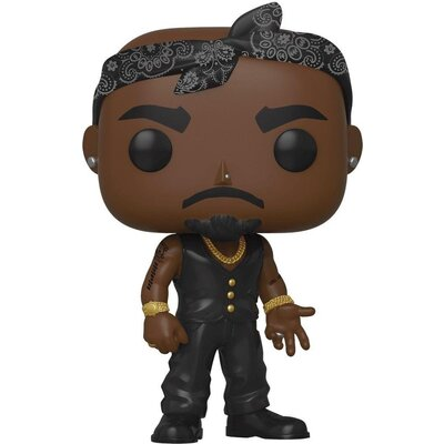 Фигурка Funko POP! Rocks: 2Pac - Tupac #158