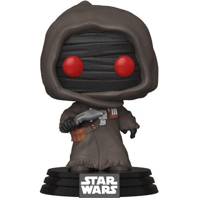Фигурка Funko POP! Star Wars: The Mandalorian - Offworld Jawa (MT) #351