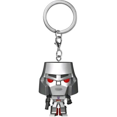 Фигурка Funko Pocket POP! Transformers - Megatron Keychain