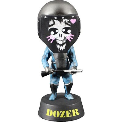 Статуетка Dozer Helmet Bobblehead, Payday 2, 18cm, GAYA Entertainment