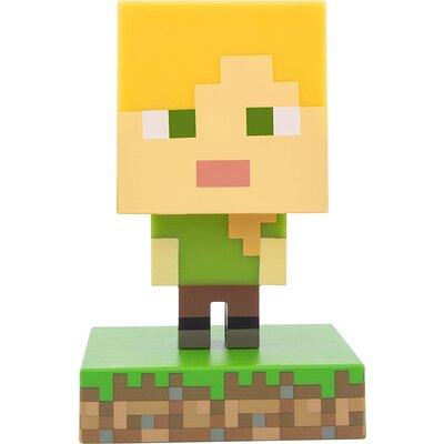 Статуетка Paladone Minecraft: Alex Icon Light BDP