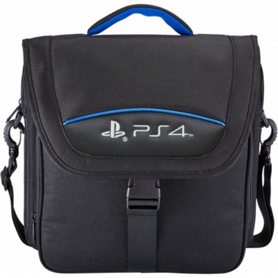 Чанта за гейминг конзола Nacon BigBen PS4 Travel Case, Черен