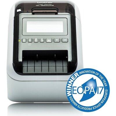 Етикетен принтер Brother QL-820NW Label printer