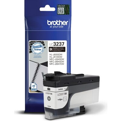 Консуматив Brother LC-3237 Black Ink Cartridge