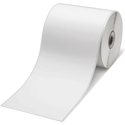 Консуматив Brother RD-S07E5 White Paper Label Roll, Continuous 58mm x 86m