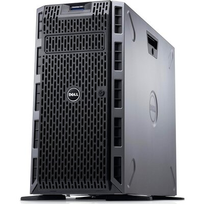 Сървър Dell PowerEdge T40, Intel Xeon E-2224G, 8GB 2666MHz UDIMM, 1TB SATA HDD
