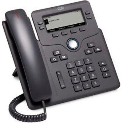 IP телефон Cisco 6841 Phone for MPP, NB Handset, CE Power Adapter
