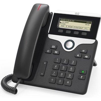 IP телефон Cisco IP Phone 7811 with Multiplatform Phone firmware