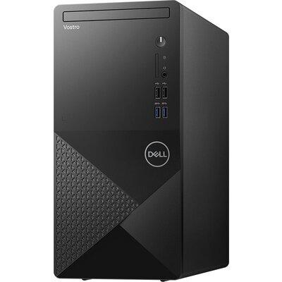 Dell Vostro 3888 MT, Intel Core i3-10100 (4C, 6M Cache, 3.6 GHz up to 4.3Ghz), 8GB (1x8GB) 2666MHz DDR4, 1TB SATA, Intel UHD Gra