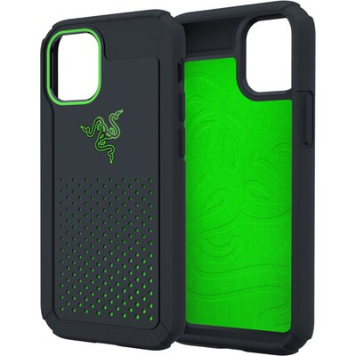 Razer Arctech Pro Black for iPhone 11 Pro Max, Utimate Scratch Protection, ireless Charging Compatible, Uhindered Network Connec