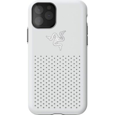 Razer Arctech Pro Mercury for iPhone 11, Utimate Scratch Protection, ireless Charging Compatible, Uhindered Network Connection,