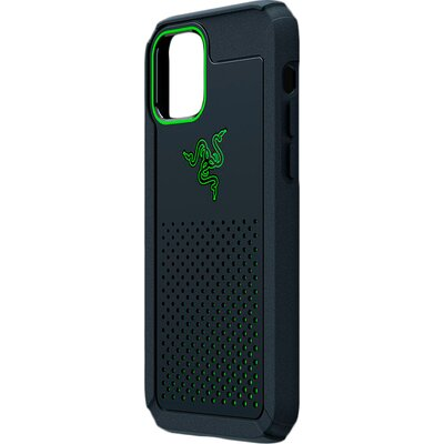Razer Arctech Pro THS Edition Black for iPhone 11, Utimate Scratch Protection, ireless Charging Compatible, Uhindered Network Co