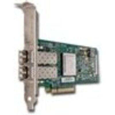 Controller QLOGIC QLE2562-CK (FC-AL/FC-AL-2/FC-TAPE) Fibre Channel, PCI Express x8 2ch