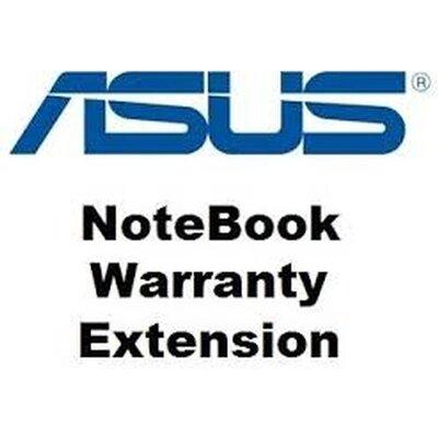 Допълнителна гаранция Asus 1Y Warranty Extension for Asus Laptops
