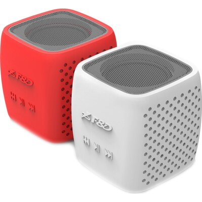"Multimedia Bluetooth Speakers F&D W4 - Power output 3W, 1.5"" inch driver and passive radiator, Bluetooth 4.0, 360 degre"