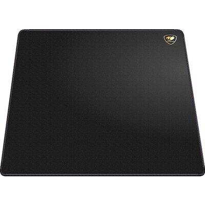 COUGAR Control EX-L, Gaming Mouse Pad, Water resistant, Stitched Border + 4mm Thickness, Wave-Shaped Anti-Slip Rubber Base, Natu