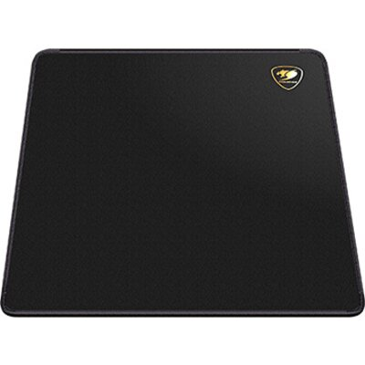 COUGAR Control EX-M, Gaming Mouse Pad, Water resistant, Stitched Border + 4mm Thickness, Wave-Shaped Anti-Slip Rubber Base, Natu