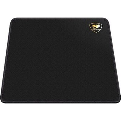 COUGAR Control EX-S, Gaming Mouse Pad, Water resistant, Stitched Border + 4mm Thickness, Wave-Shaped Anti-Slip Rubber Base, Natu