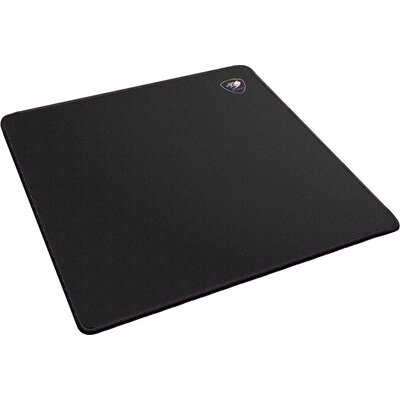 COUGAR Speed EX-L, Gaming Mouse Pad, Smooth Texture: Ultra-Fast Gaming, Stitched Border + 4mm Thickness, 450 x 400 x 4mm