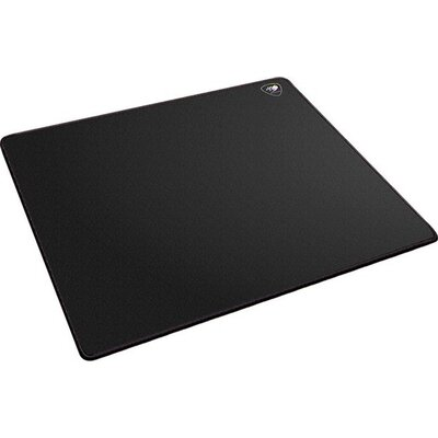 COUGAR Speed EX-M, Gaming Mouse Pad, Smooth Texture: Ultra-Fast Gaming, Stitched Border + 4mm Thickness, 320 x 270 x 4mm