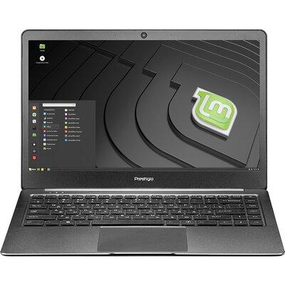 """Prestigio SmartBook 141S, 14.1""""(1920*1080) IPS (anti-Glare), Linux, up to 2.4GHz DC Intel Celeron N3350, 4GB DDR, 128GB Fla"""