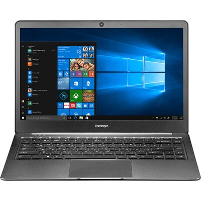 "Prestigio SmartBook 141S, 14.1""(1920*1080) IPS (anti-Glare), Windows 10 Pro, up to 2.4GHz DC Intel Celeron N3350, 4GB DDR,"