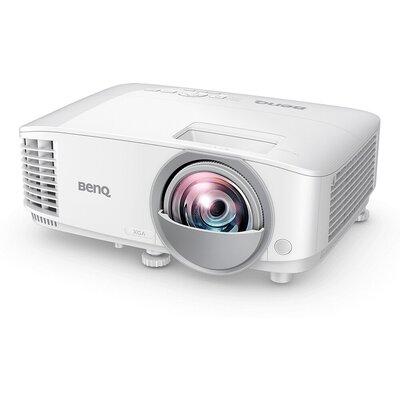 Мултимедиен проектор BenQ MX808STH, Short Throw, DLP, XGA (1024x768), 20 000:1, 3600 ANSI Lumens