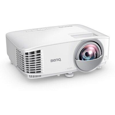 Мултимедиен проектор BenQ MW809STH, DLP, WXGA (1280x800), Short-throw