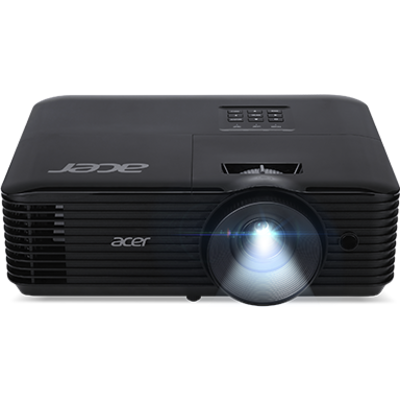 Projector Acer X128HP, DLP 3D, XGA, 4000Lm, 20000/1, HDMI, 2.7kg, EURO Power