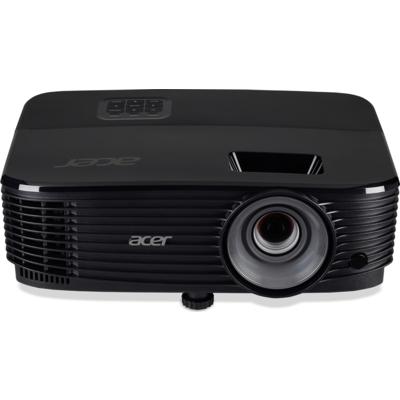Projector Acer X1323WHP,WXGA (1,280 x 800)(Native),16:10 (Native),Contrast:20,000:1,Brightnes:4,000 ANSI Lumens (Standard,Audio: