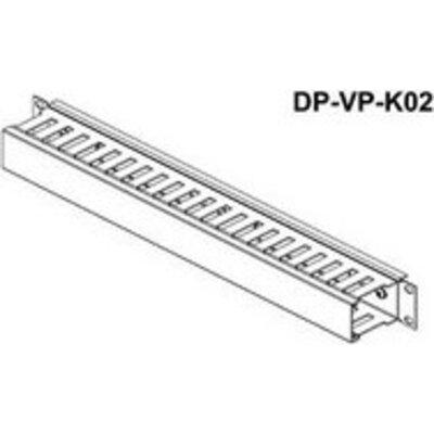 "19"" Management panel 1U 40x60 mm"