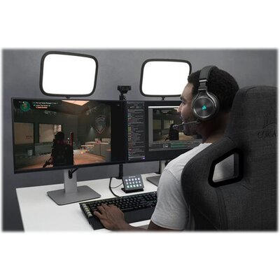 CORSAIR Gaming Virtuoso RGB Wireless XT High-Fidelity Gaming Headset Slate EU version