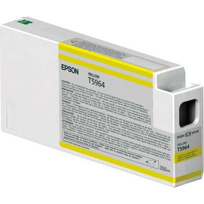 EPSON T5964 ink cartridge yellow standard capacity 350ml 1-pack