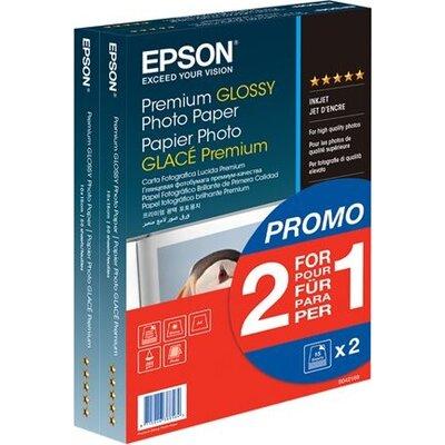 Epson Premium Glossy S042167 - hartie foto 10x15 80coli 225g/mp