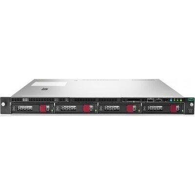 HPE ProLiant DL160 Gen10 1U Rack, Xeon 3204 (1.9GHz/6-core/85W) 1P, RAM 16 GB RDIMM 1R DDR4 2933, S100i SW RAID up to 4LFF Hot P