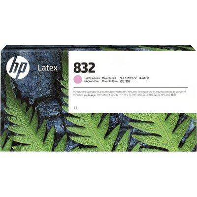 HP 832 1L Lt Magenta Latex Ink Crtg