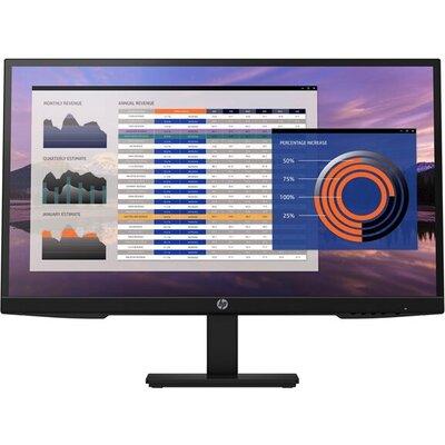HP P27h G4 FHD Height Adjust Monitor 27inch Anti-Glare IPS Black 16:9 1920 x 1080 60 Hz 5ms 178 / 178 250 nits 1000:1 82 PPI CG: