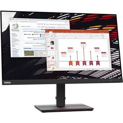LENOVO ThinkVision S24e-20 23.8inch VA FHD 1920x1080 16:9 250cd/m2 3000:1 4ms VGA HDMI 1.4 Topseller (A)