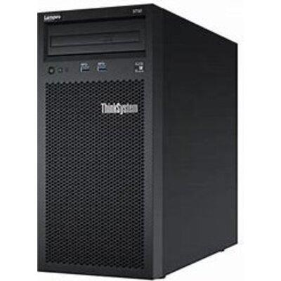 Lenovo ThinkSystem ST50 Xeon E-2144G (4C 3.6GHz 8MB  Intel Smart Cache/71W) 8GB(1x8GB, UDIMM), 2x1TB SATA HDD,  SATA RAID, 1x250