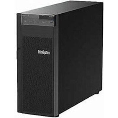 """ST250 Xeon E-2124 (4C 3.3GHz 8MB Cache/71W), 1x16GB, O/B, 3.5"""" HS (4), SW RAID, HS 550W, XCC Standard, DVD-RW"""