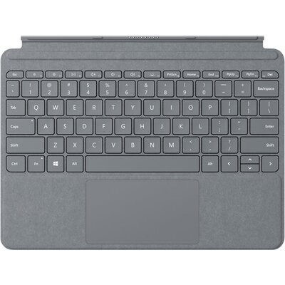 MS Surface Go Sig TypeCoverComm SC Eng Intl Poland Hdwr Commercial Platinum