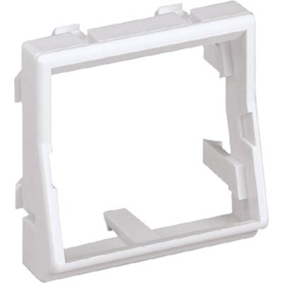 Adapter for installing NKHS2AW-X or CHS2 in 45 x 45 holes