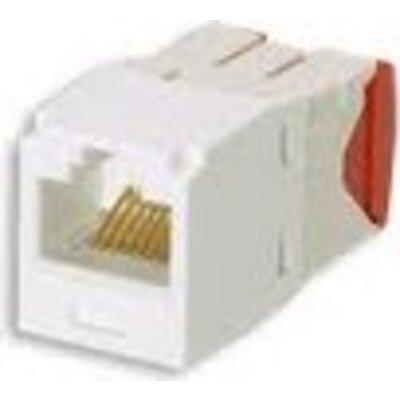 Cat 5e UTP Mini-Com® TX5e™ Jack Module arctic white