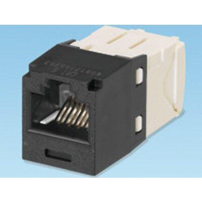 Cat 6 UTP Mini-Com® TX6™ PLUS Jack Module black