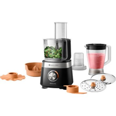 PHILIPS Food Processor Viva Collection 850W 31 functions