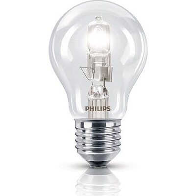 Philips Халогенна крушка EcoClassic 42 W (55 W), E27, А55, 1CT/10 топла бяла светлина
