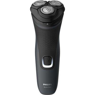 Philips Електрическа самобръсначка за сухо бръснене Series 1000, система ножчета PowerCut, подвижни глави в 4 посоки, Използване