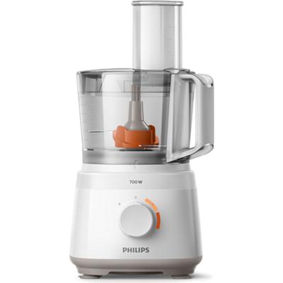 """Philips Кухненски робот Daily Collection 700 W, 16 функции, Диск """"2 в 1"""", Съхранение в купата"""